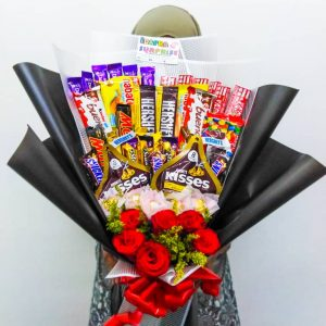 Chocolate Bouquet De'Amor